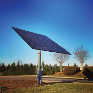 NC GreenPower plans to install a small 3-5 kW solar PV array at awarded schools, equipped with monitoring equipment that will send data to a website for students to use in classroom lessons.