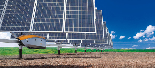 The Wisconsin cooperatives' new facilities will use sun-tracking technology to boost energy generation. Photo credit: pv magazine