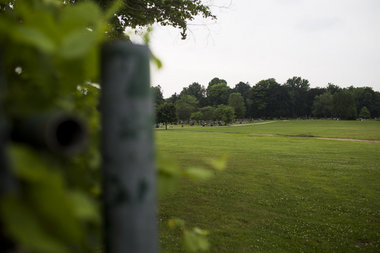 The Highland Cemetary and DTE are coming close to a deal for a parcel of land to use for a nearly 1-MW solar project. Photo Credit: Dominic Valente / The Ann Arbor News