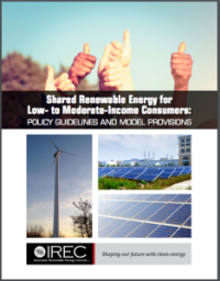 Shared Renewable Energy-IREC