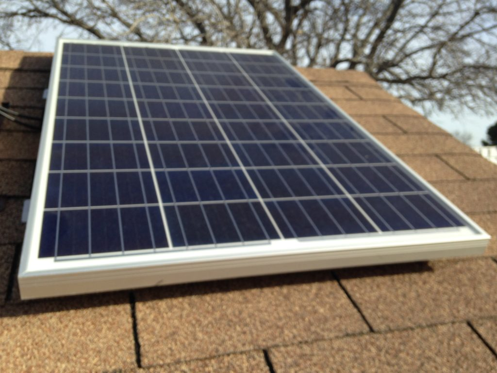 Solar Examples Nebraskans For Diagram As Well Off Grid Wiring Additionally To Ac The System Is Grape 100 Watt Basic Panel Kit Ordered From Home Depot
